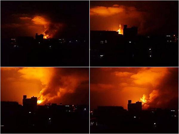 slaughter in gaza