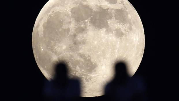 supermoon july 12th 1
