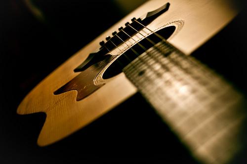 Acoustic guitar music festival costa rica