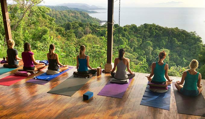 Anamaya Yoga Retreat costa rica 1