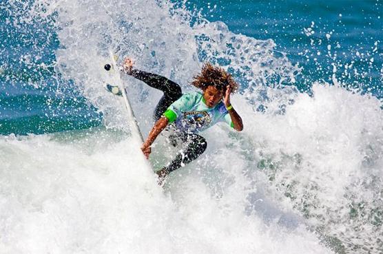 Carlos Munoz costa rica surfer