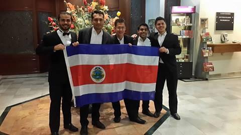 El Quinteto de Vientos Maderúrgia