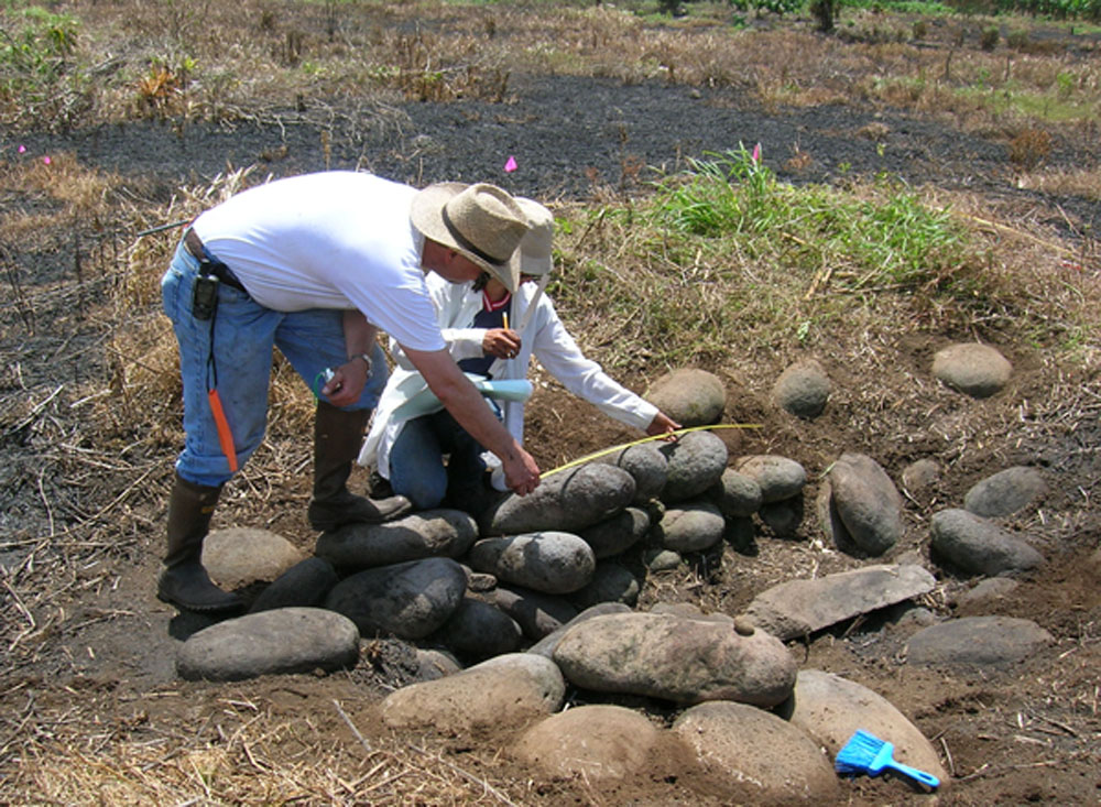 Excavating the History of Costa Rica 1