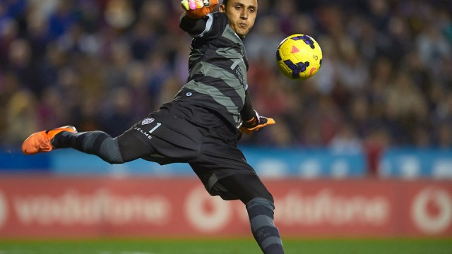 Keylor-Navas real madrid