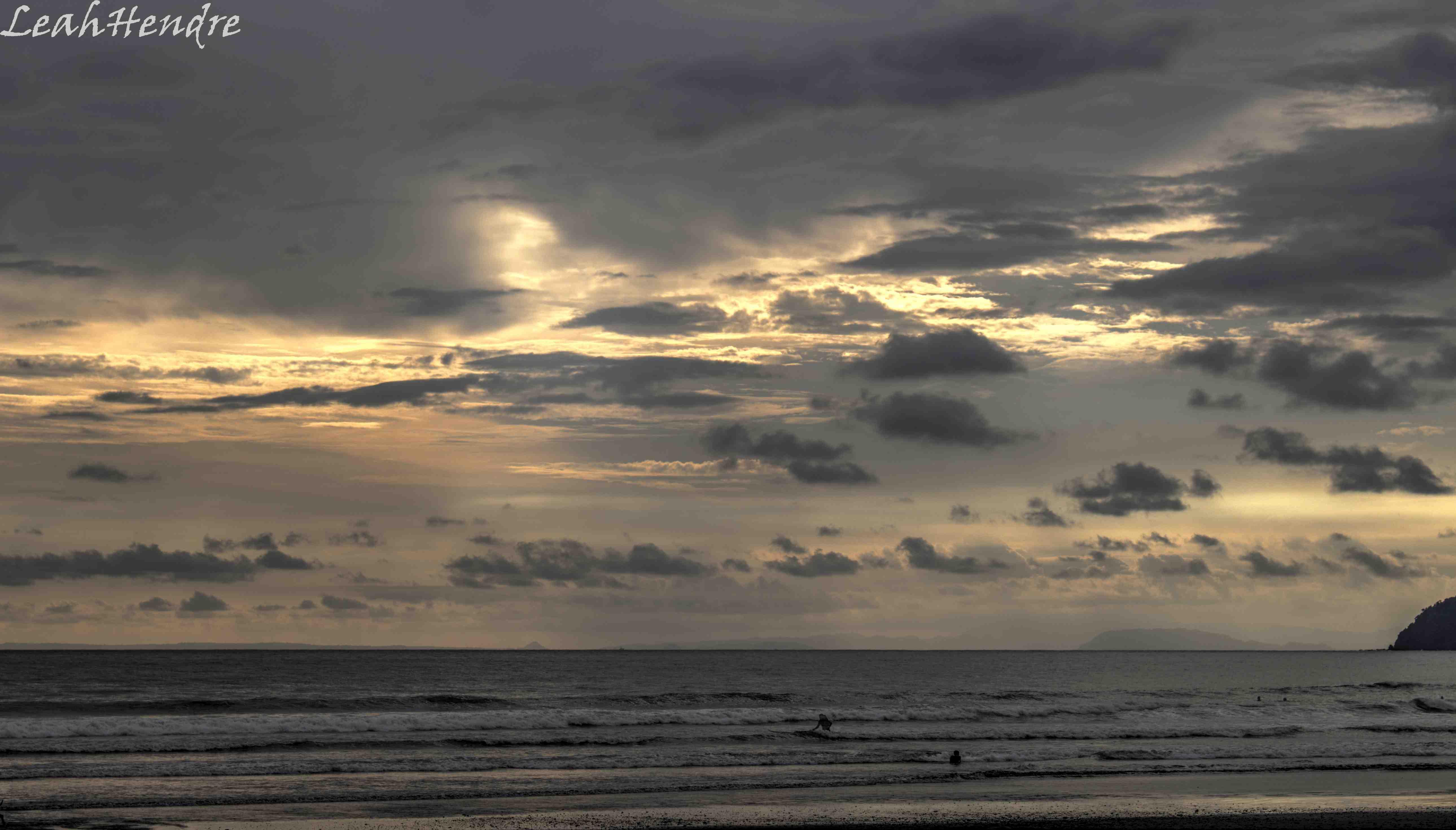 Leah Hendre Photography - Beach Sunset