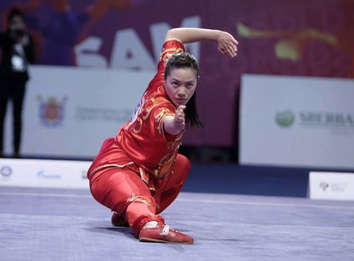 The 10th Pan American Wushu Championships