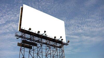 costa rica lighted billboards