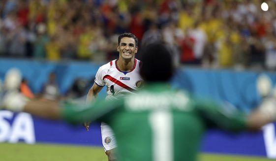 costa rica world cup soccer