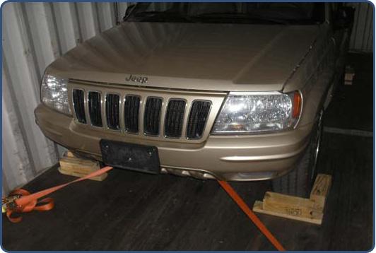 secured-vehicle