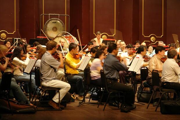 Costa Rica Philharmonic Orchestra 1