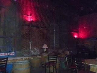 The Haunted Valentine Construction Company & Winery