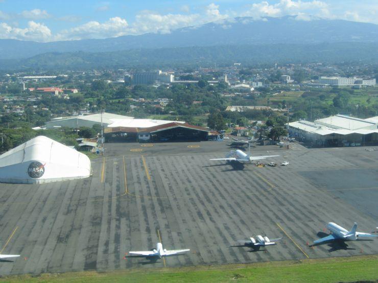 airport in costa rica 1