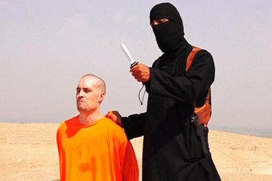 beheading ISIS 1