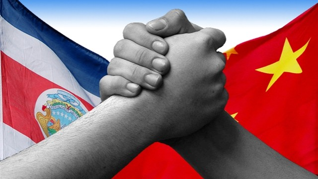 china and costa rica investment business