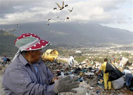 costa rica garbage