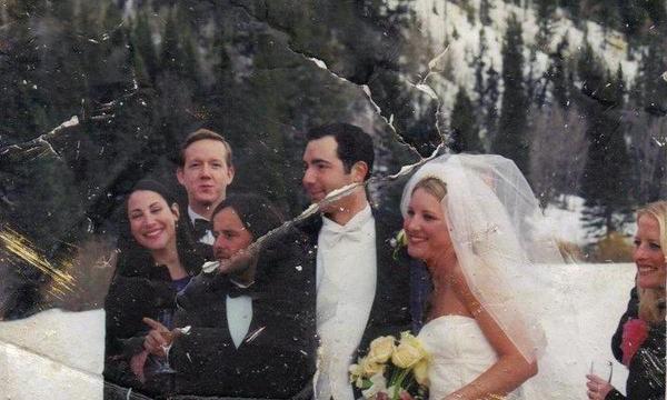 ground zero wedding photo