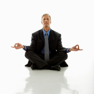 meditation in office 1