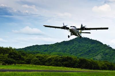 private airstrips in costa rica