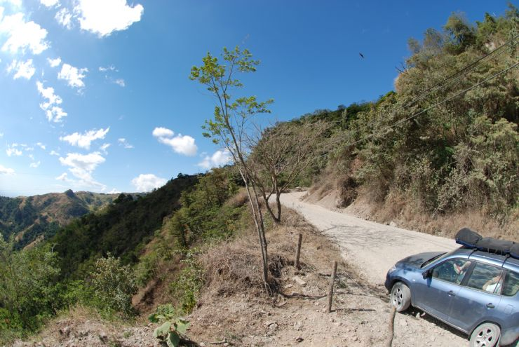 road construction costa rica monteverde 1