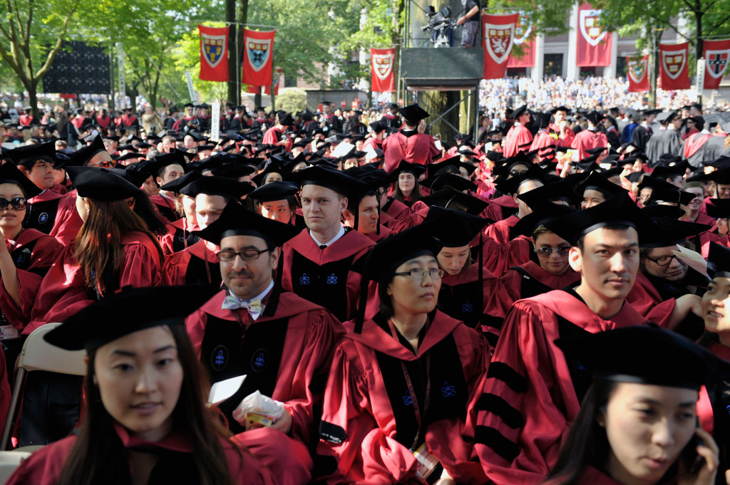2013 Harvard University Commencement
