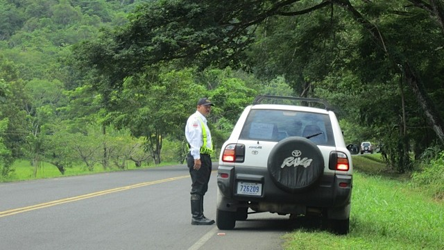 traffic tickets costa rica