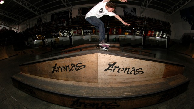 Arenas skatepark costa rica skateboarding 1