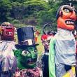 Dia Nacional de Las Mascaradas costa rica 2014 santa cruz main