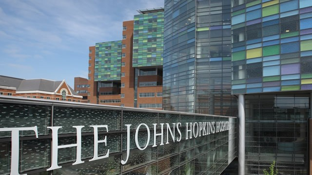 Johns Hopkins Hospital main