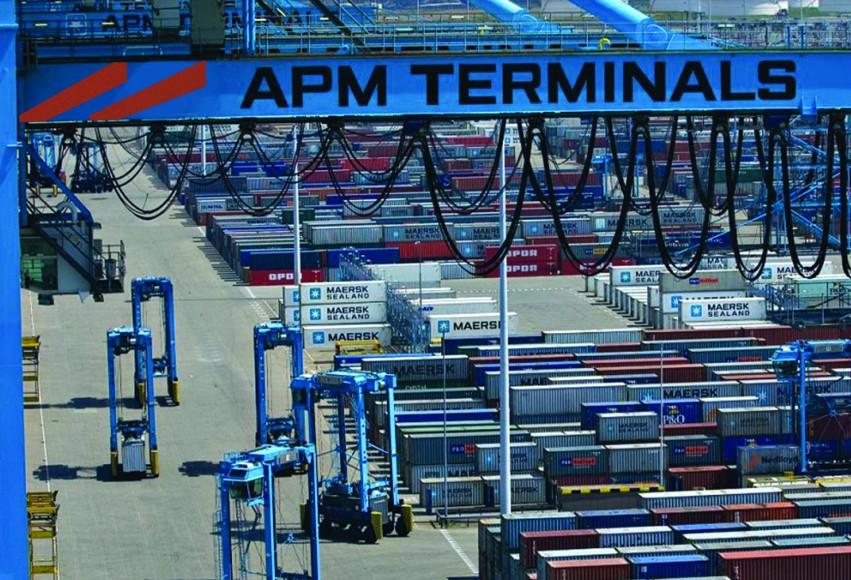 Moin Container Terminal