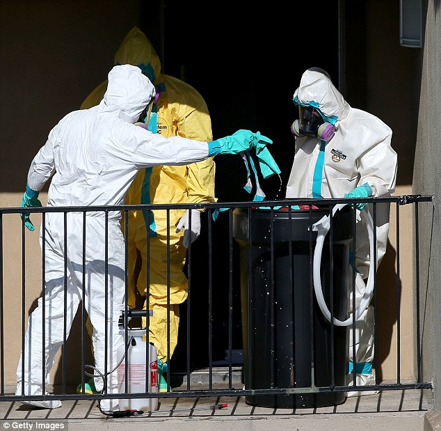 Texas Health Presbyterian Hospital in Dallas ebola