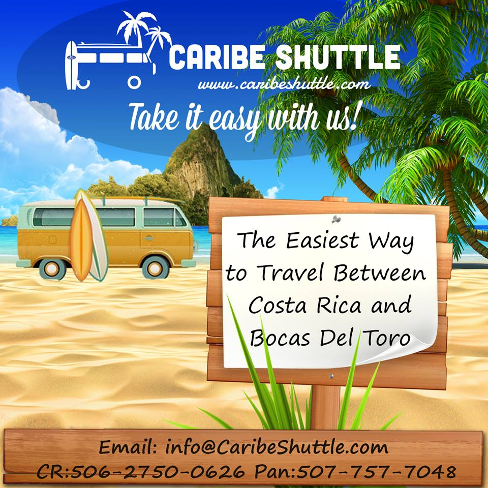 caribe shuttle costa rica