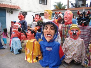 costa-rica-mascarada halloween