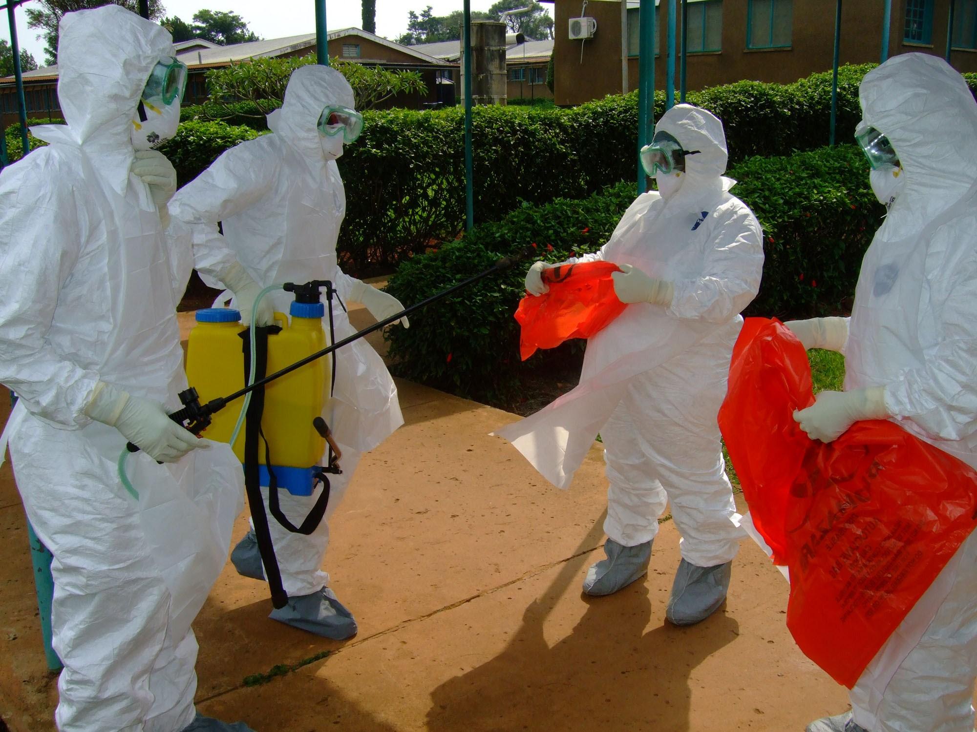UGANDA-HEALTH-EBOLA