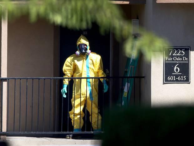 ebola virus texas 1