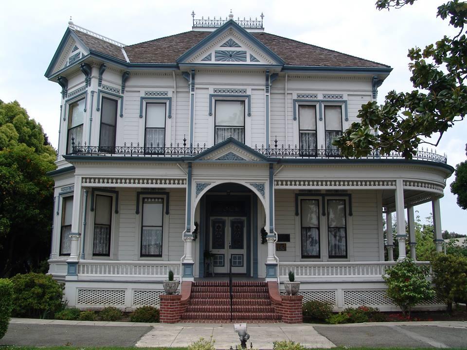 hayward haunted mansion