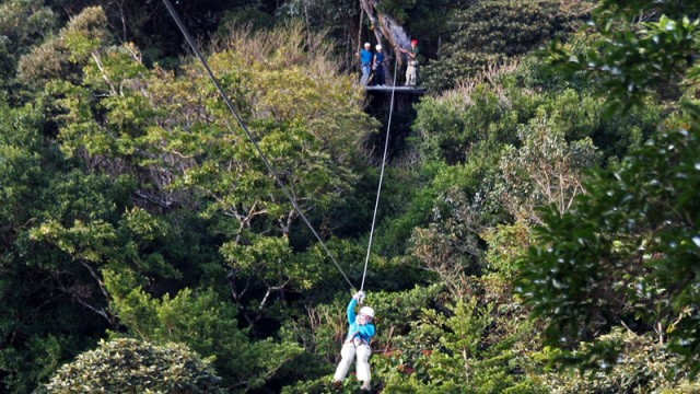 monteverde-original-canopy-tour & Zipping Through the Rainforest on the Original Canopy Tour in ...