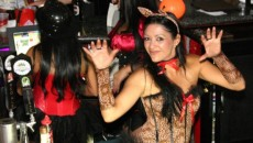 sportsmens lodge halloween party costa rica