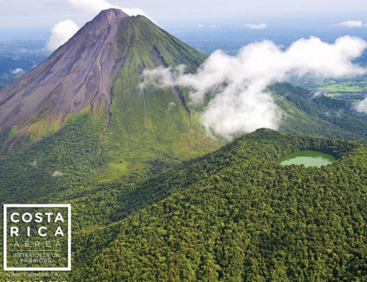 Costa Rica a View From Above main