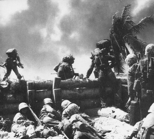 Tarawa battle