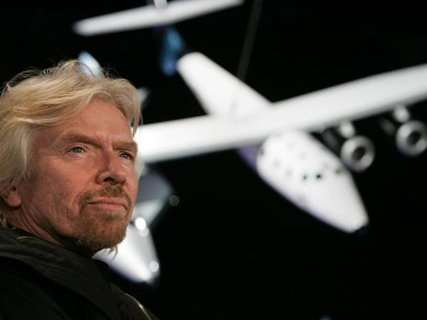 Virgin-Galactic richard branson 1