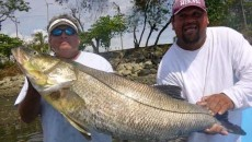 Ward Michaels world record snook costa rica