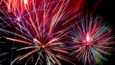 costa rica fireworks