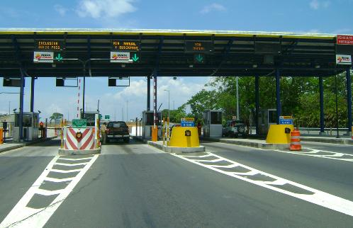costa rica jaco toll road