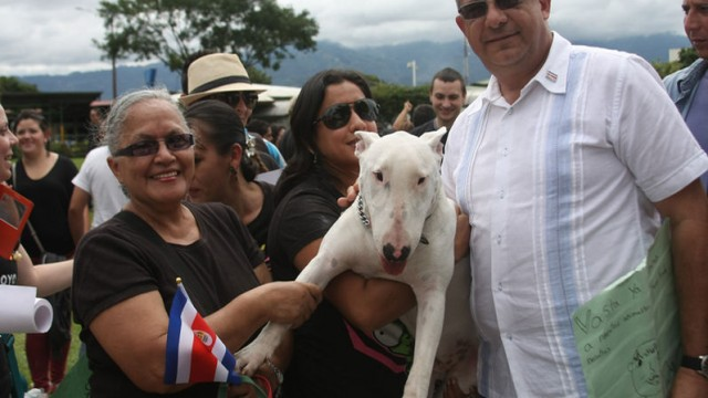 president solis costa rica animal cruelty