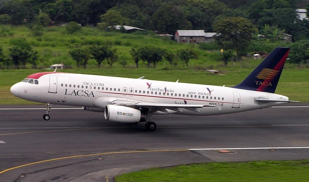 taca airlines costa rica