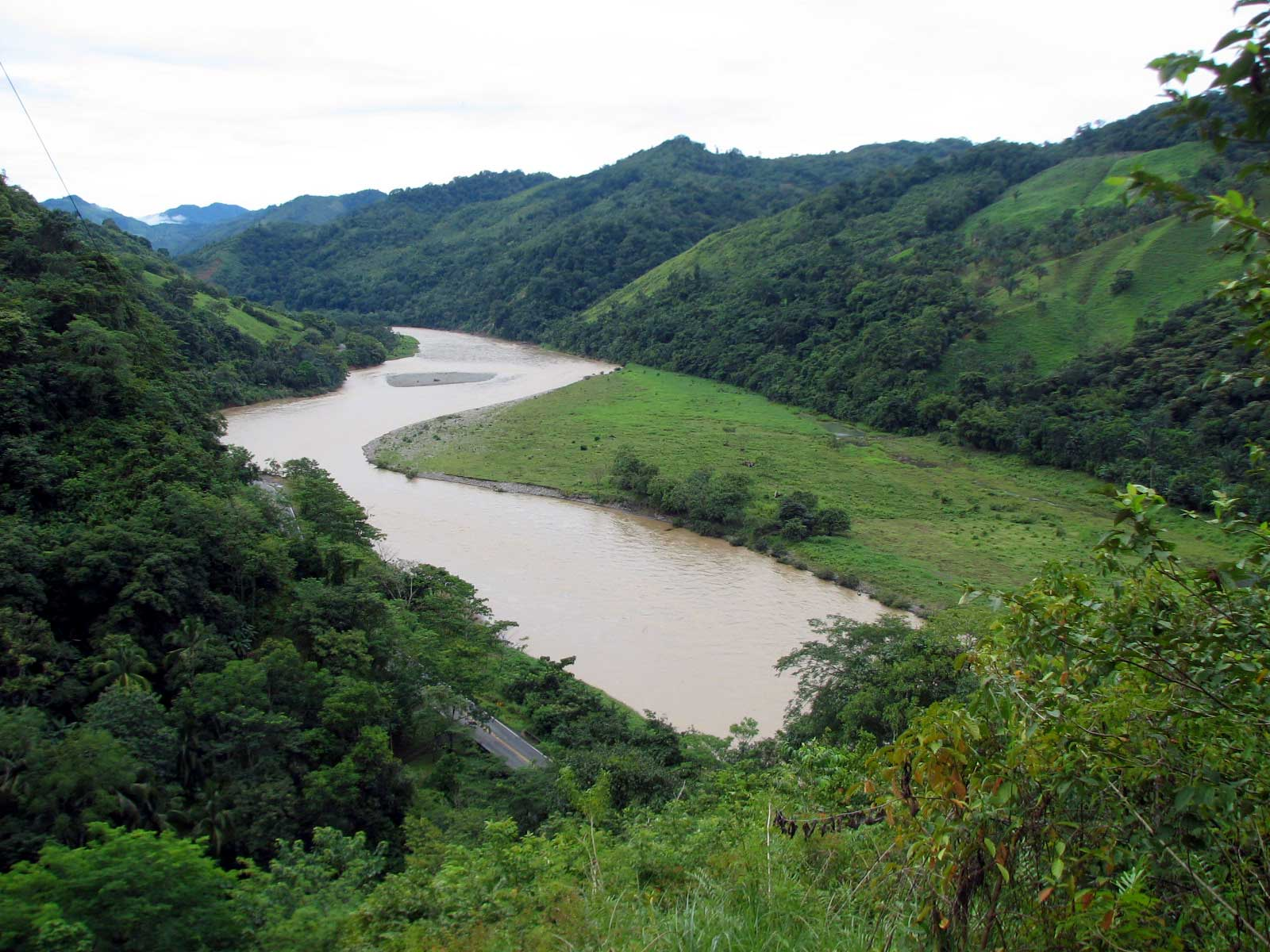 Pacific Hydropower costa rica hydroelectric power 1