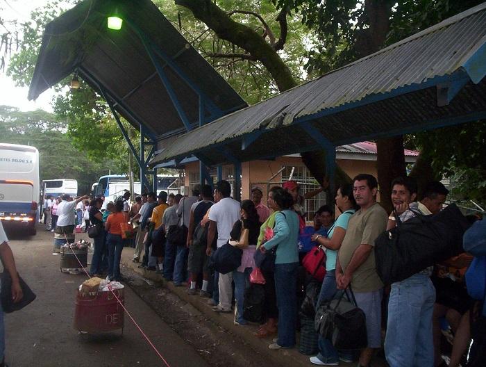 Penas_Blancas-Nicaragua-border crossing costa rica