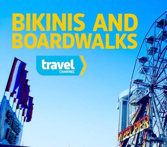 bikinis and boardwalks