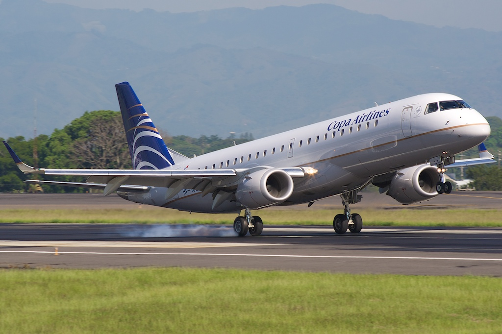 copa airlines costa rica emergency landing