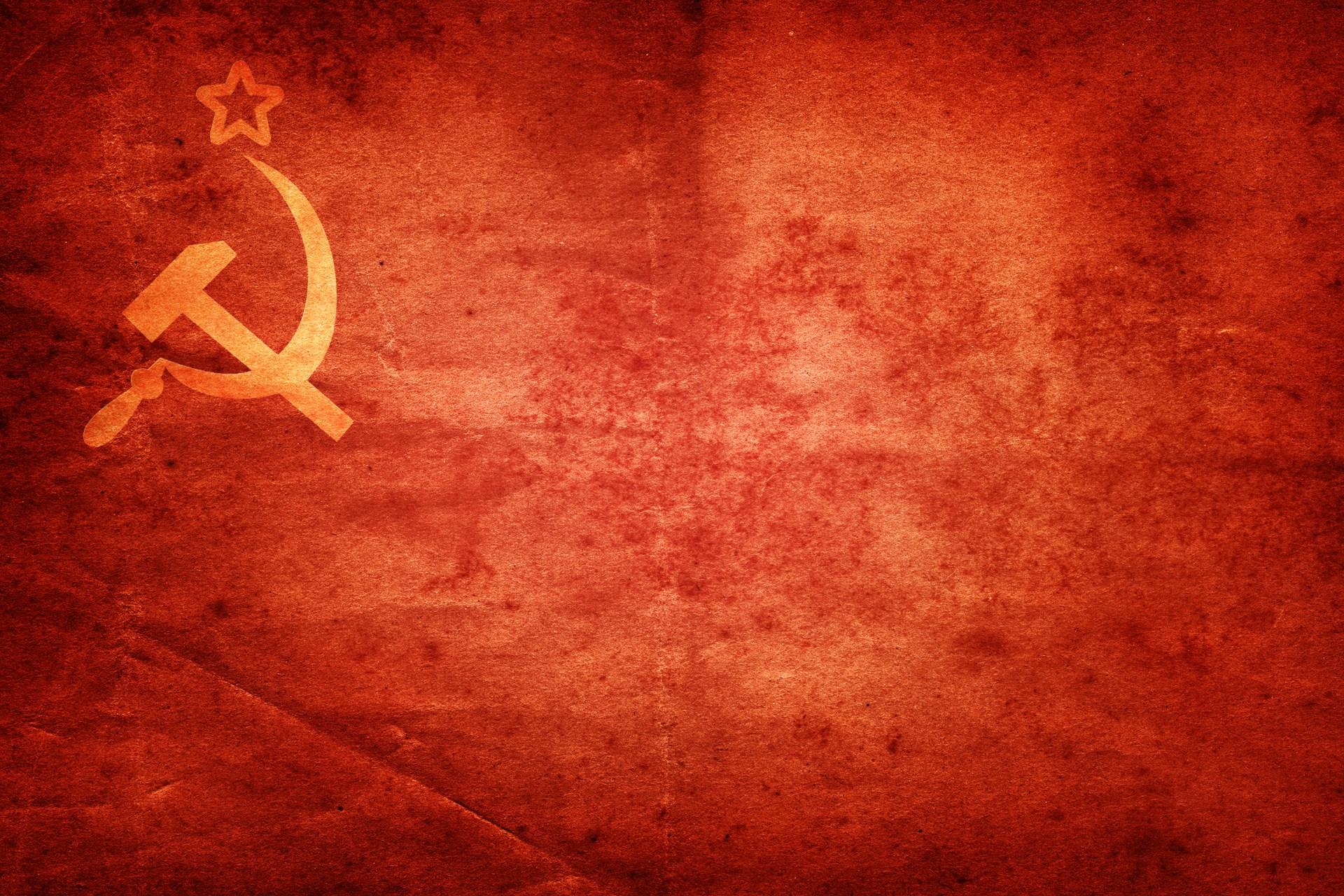 soviet-flag cold war
